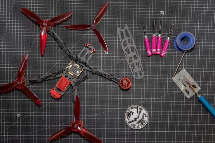 montage réparation maintenance drone